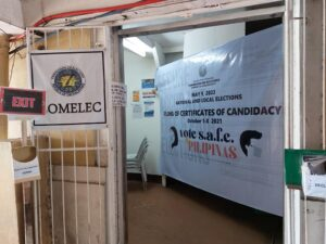 Filing of Candidacy Kicks Off Today